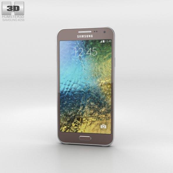 Samsung Galaxy E5 Brown