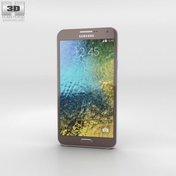 Samsung Galaxy E7 Brown