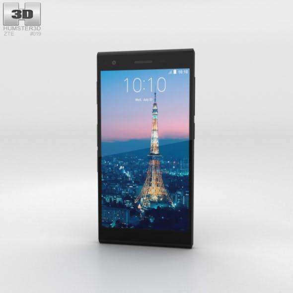 ZTE Blade Vec 3G Black - 3DOcean Item for Sale