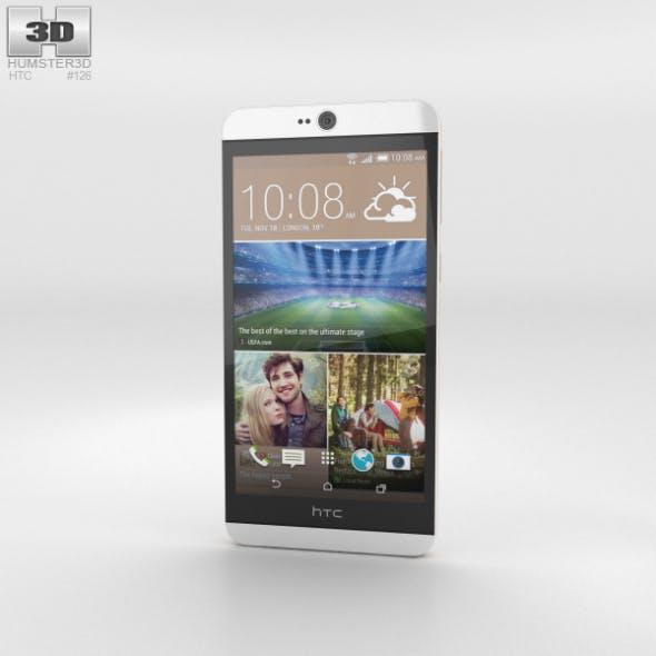 HTC Desire 826 White Birch - 3DOcean Item for Sale