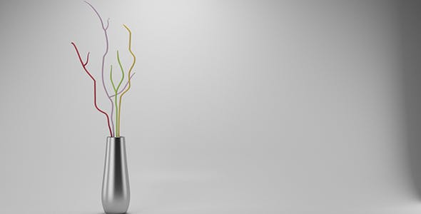 showpiece 3D model. - 3DOcean Item for Sale