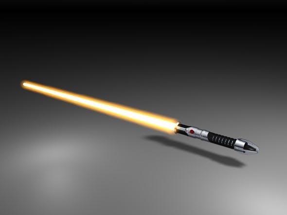Light Sword - 3DOcean Item for Sale