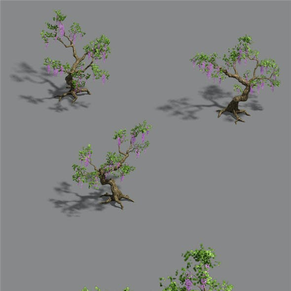 Trees - Purple Trees
