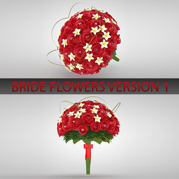 Bride flower version 01