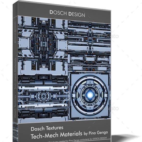 DOSCH Textures: Tech-Mech Materials