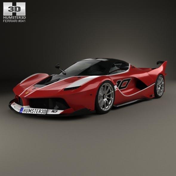 Ferrari FXX-K 2015 - 3DOcean Item for Sale