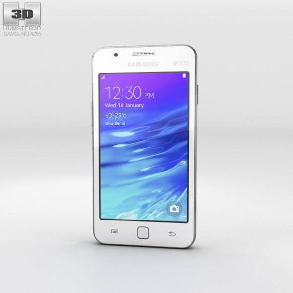 Samsung Z1 White - 3DOcean Item for Sale