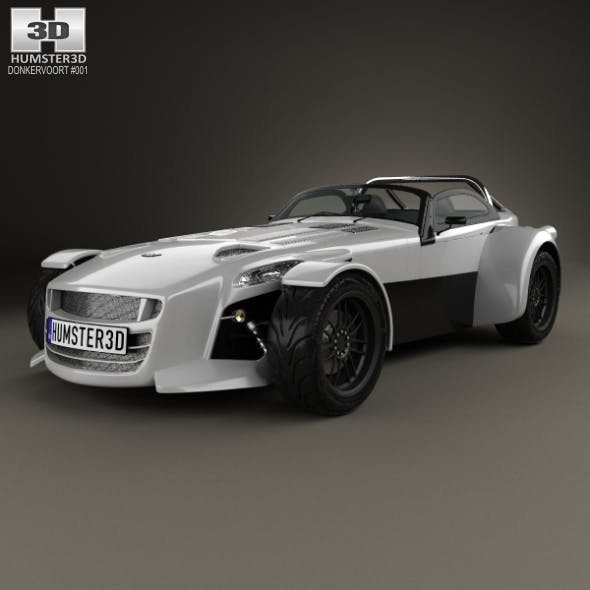 Donkervoort D8 GTO 2013