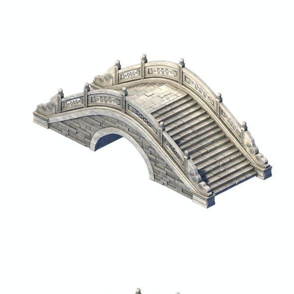 Architecture - Windland Prairie Stone Bridge 02