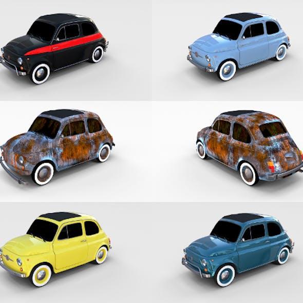 Fiat 500 Pack