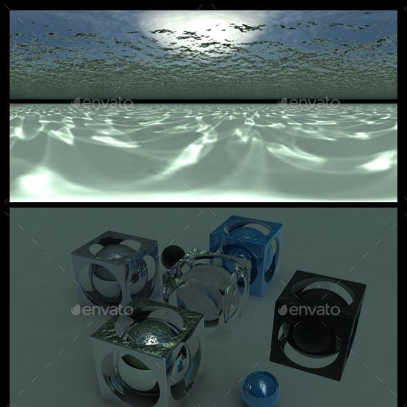 Underwater - HDRI