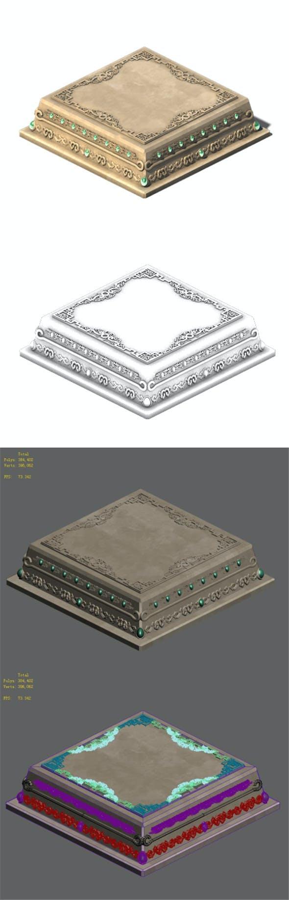 Wonderful illusion - Floor 02 - 3DOcean Item for Sale