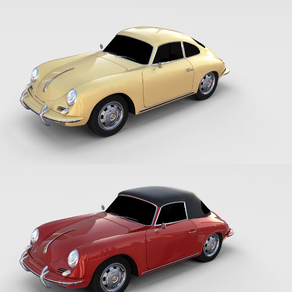 Porsche 356 Pack