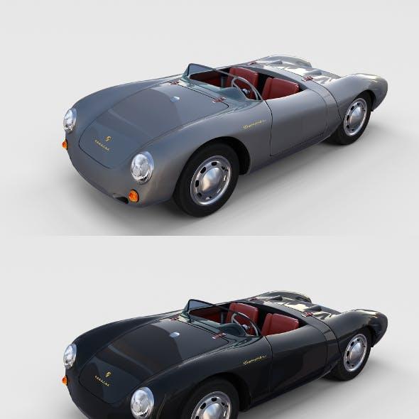 Porsche 550 Pack