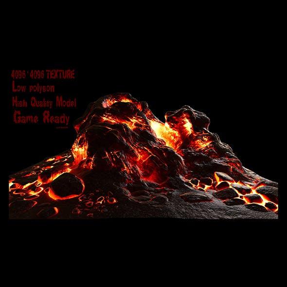 Lava_Rock_ - 3DOcean Item for Sale
