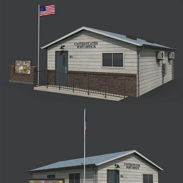 Suburban Post Office