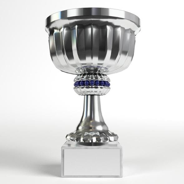 Small Trophy Cup 1