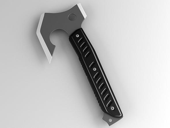 Tactical Tomahawk - 3DOcean Item for Sale