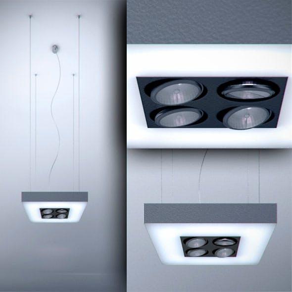 RB Delta Light 01 - 3DOcean Item for Sale