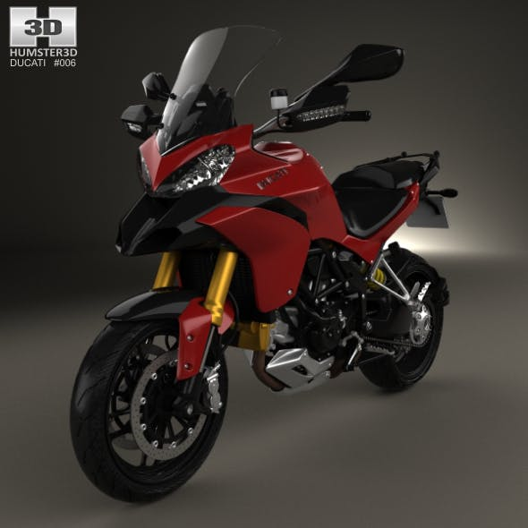 Ducati Multistrada 1200 2010