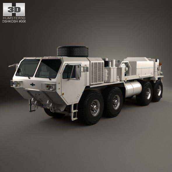 Oshkosh HEMTT M984A4 Wrecker Truck 2011 - 3DOcean Item for Sale
