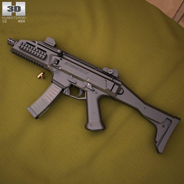 CZ Scorpion EVO 3 - 3DOcean Item for Sale