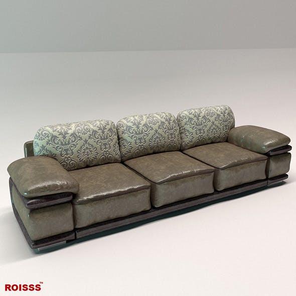 Sofa richmond 1 Roisss - 3DOcean Item for Sale