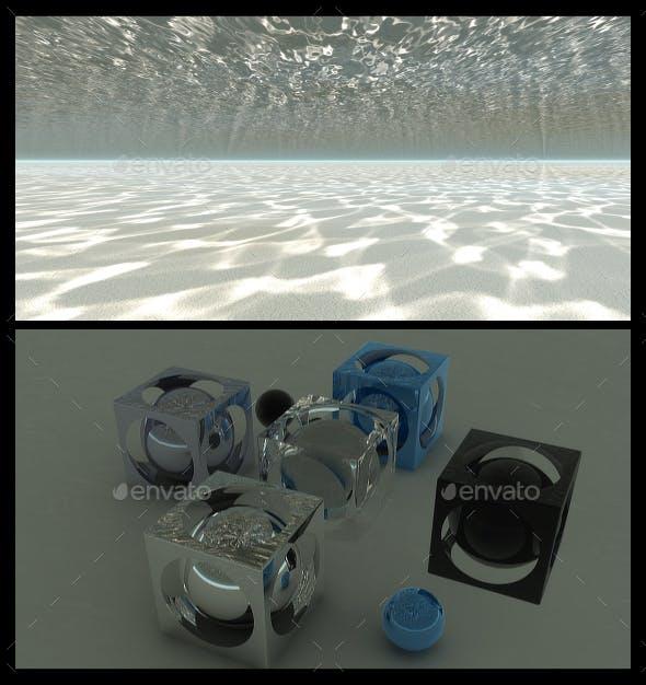 Underwater 4 - HDRI - 3DOcean Item for Sale