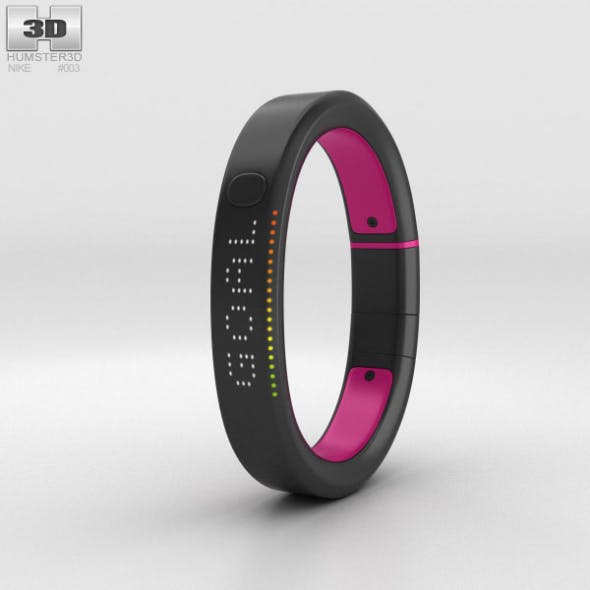 Nike+ FuelBand SE Pink Foil