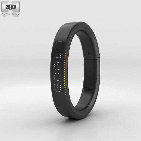 Nike+ FuelBand SE Black - 3DOcean Item for Sale