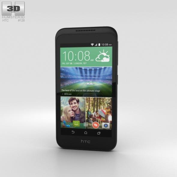 HTC Desire 320 Meridian Gray - 3DOcean Item for Sale