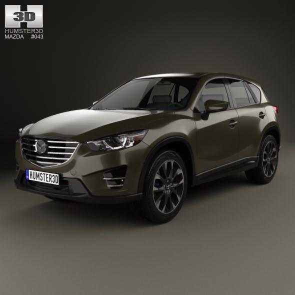 Mazda CX-5 (KE) 2016 - 3DOcean Item for Sale