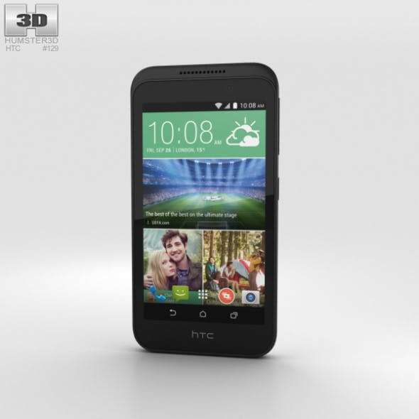 HTC Desire 320 Vanilla White