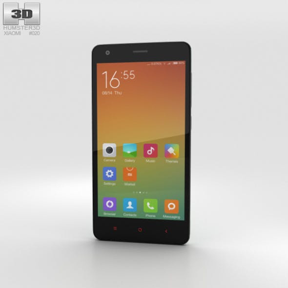 Xiaomi Redmi 2 Light Green