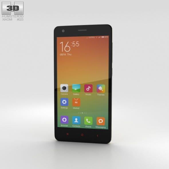 Xiaomi Redmi 2 Yellow