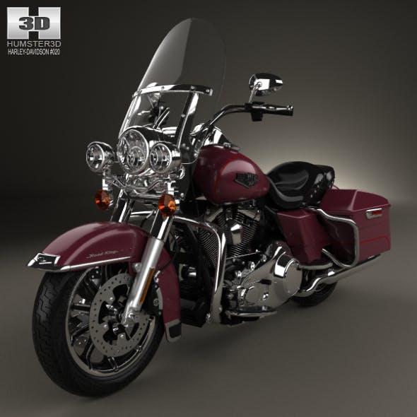 Harley-Davidson FLHR Road King 1994