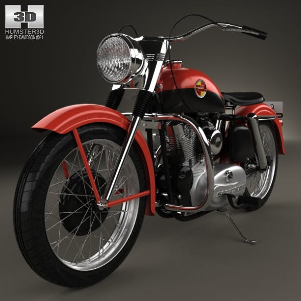 Harley-Davidson XL Sportster 1957