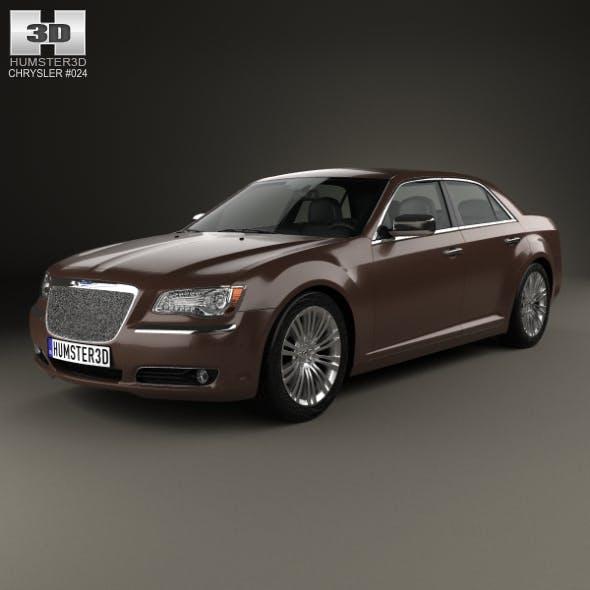 Chrysler 300 C Executive Series 2012 - 3DOcean Item for Sale