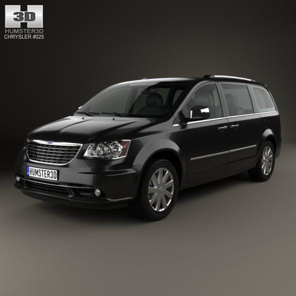 Chrysler Grand Voyager 2011