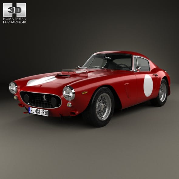 Ferrari 250 GT SWB Berlinetta Competizione 1960