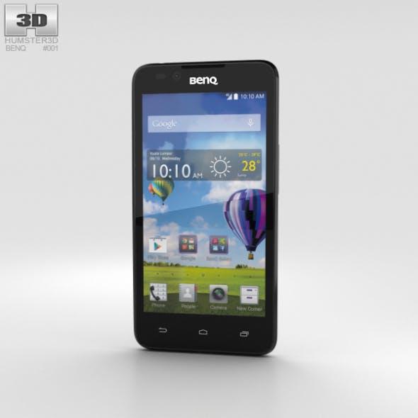 BenQ T3 White - 3DOcean Item for Sale