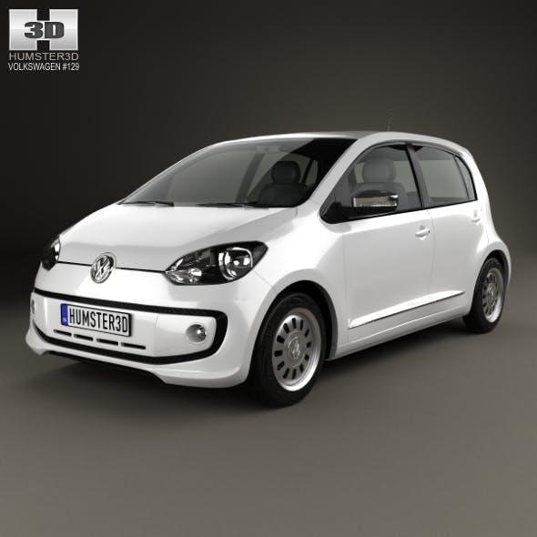 Volkswagen Up 5door BR-spec 2014 - 3DOcean Item for Sale
