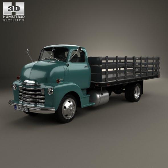 Chevrolet COE Flatbed Truck 1948