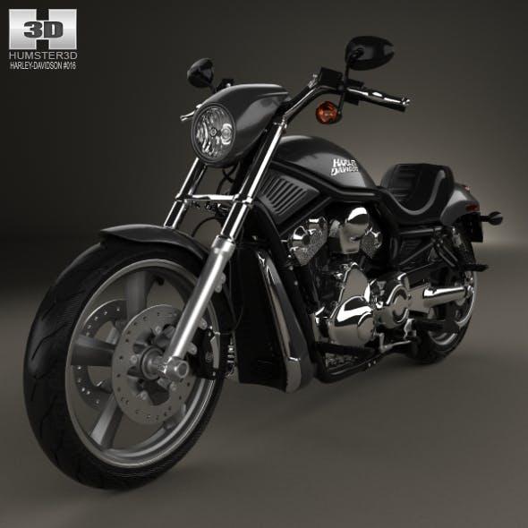 Harley-Davidson VRSCD Night Rod 2006