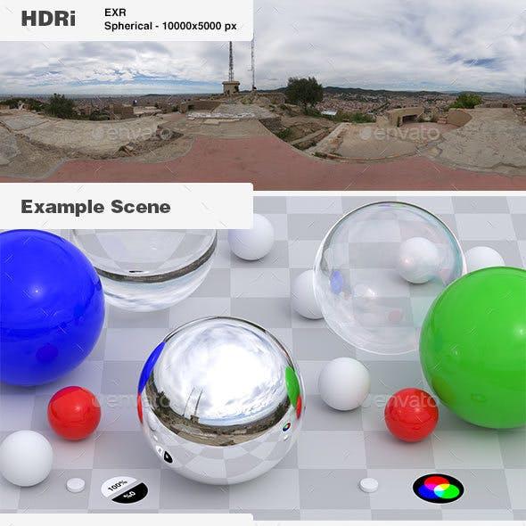 HDRi 008 - Exterior - Montana + Backplates