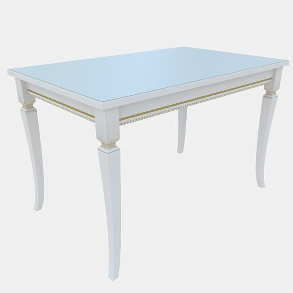 "Table ""Versailles"" - 3DOcean Item for Sale"
