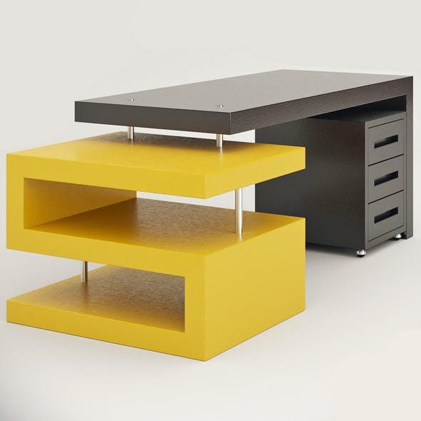 "Office table ""Maini"""