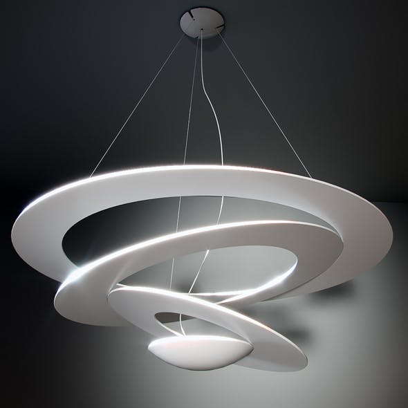 "Designer chandelier ""Sumeria"" - 3DOcean Item for Sale"