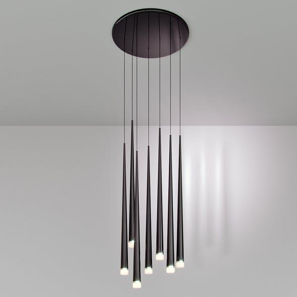 """Designer chandelier """"Spilte"""" - 3DOcean Item for Sale"""