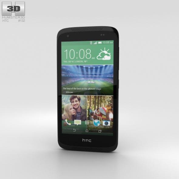 HTC Desire 526G+ Lacquer Black
